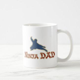 Ninja Dad Color Coffee Mug