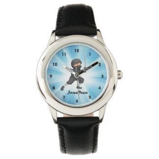 Ninja Design Watch
