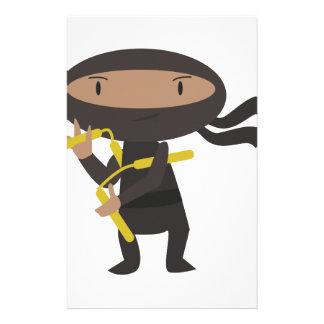 Ninja divertido  papeleria
