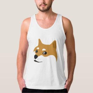 efcf20b5 Ninja Doge T-shirt much blend very wow