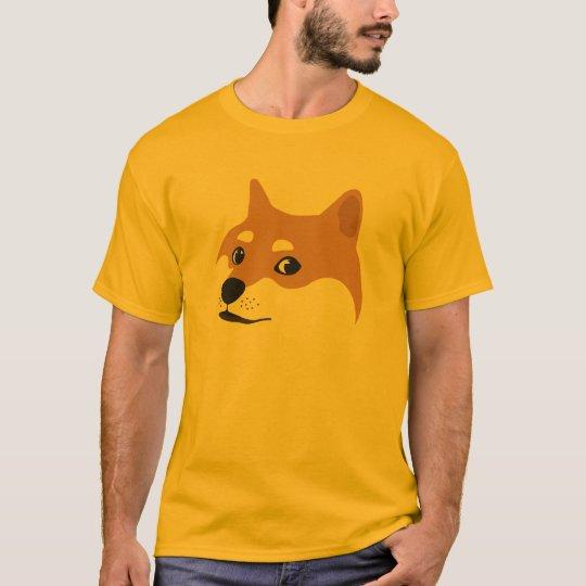 e2697c29 Ninja Doge T-shirt much blend very wow | Zazzle.com