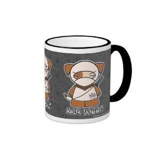 Ninja Doggy! Mug