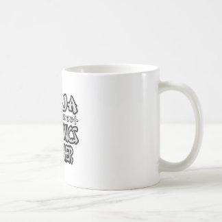 Ninja...Economics Teacher Coffee Mug