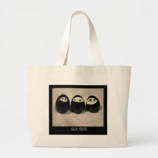 Ninja Eggs Tote Bag