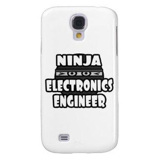 Ninja Electronics Engineer Galaxy S4 Cover