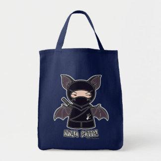 ¡Ninja extravagantemente! La bolsa de asas