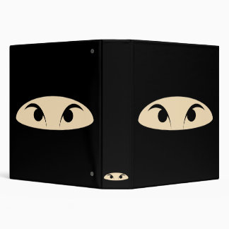 Ninja Face Binder