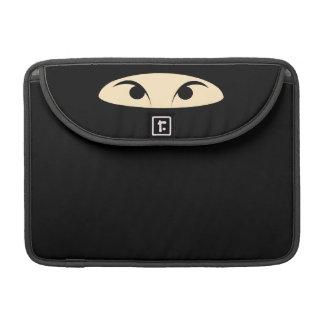 Ninja Face MacBook Pro Sleeves