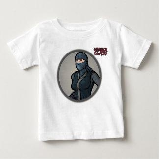 Ninja -- Female Baby T-Shirt