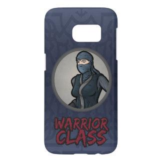 Ninja -- Female Samsung Galaxy S7 Case
