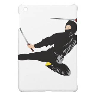 Ninja flying kick cover for the iPad mini