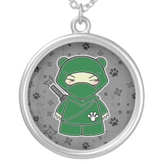Ninja Frog! Ninjadorables Grey Necklace