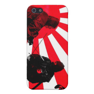 Ninja iPhone 5 Carcasas