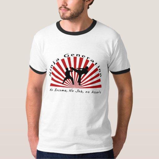 Ninja Generation T Shirt
