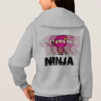 Ninja Girl Hoodie
