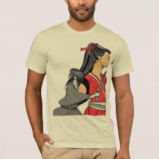 NINJA GIRL SAMURAI T-Shirt