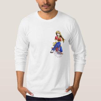 Ninja Girl Shirt
