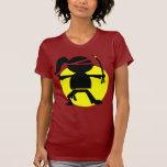Ninja Girl Tee Shirts