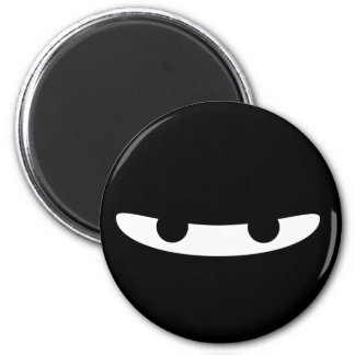 Ninja Glare! Fridge Magnets