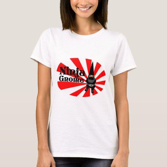 Ninja Gnome T-Shirt