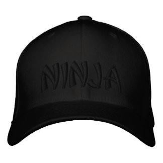 Ninja Gorras De Beisbol Bordadas