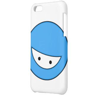 Ninja hace frente azul