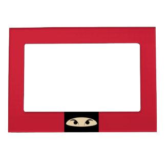 Ninja hace frente marcos magneticos para fotos