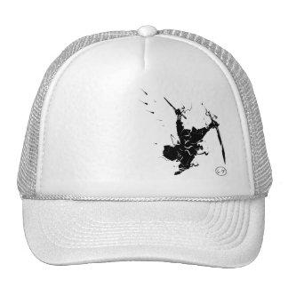 ninja mesh hats
