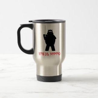 Ninja Hippo Travel Mug