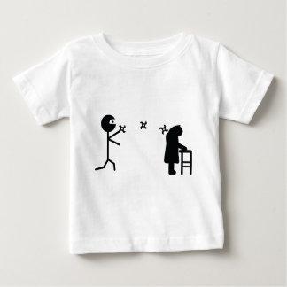 ninja icon baby T-Shirt