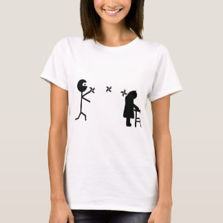 ninja icon T-Shirt