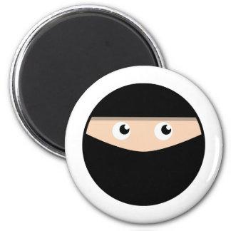 ¡Ninja! Imán Redondo 5 Cm