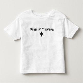 Ninja in Training T Shirts