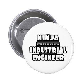 Ninja Industrial Engineer Pins
