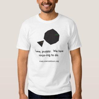 Ninja-ing To Do Shirt