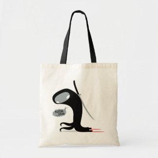 Ninja Inja Canvas Bags