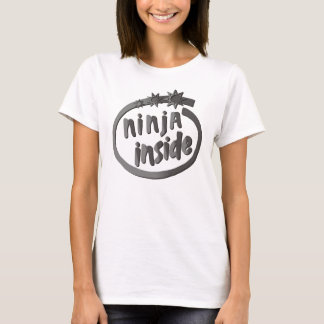 Ninja Inside! T-Shirt