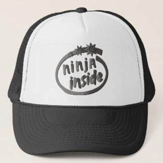 Ninja Inside! Trucker Hat