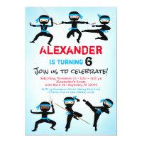 boy birthday invitations zazzle