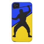 ¡Ninja! iPhone 4 Carcasa