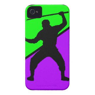 ¡Ninja! iPhone 4 Case-Mate Cárcasa