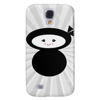 ninja kawaii dolly galaxy s4 case