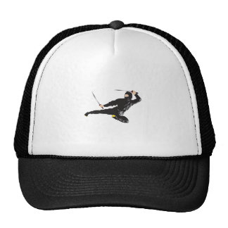 Ninja Kick Trucker Hat