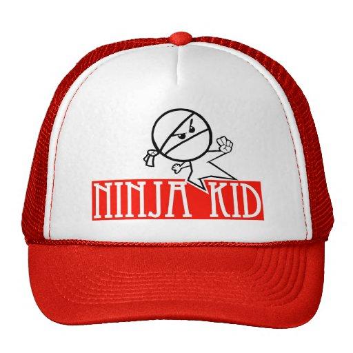 ninja kid hat