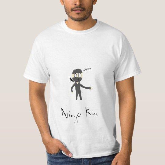 Ninja Kiss T-Shirt