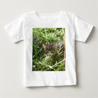 Ninja Kitten Baby T-Shirt