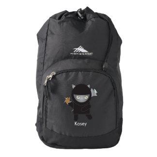 Ninja Kitty Backpack