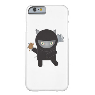 Ninja Kitty Barely There iPhone 6 Case