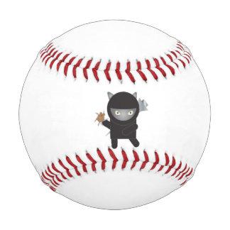 Ninja Kitty Baseball