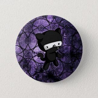 Ninja Kitty Button